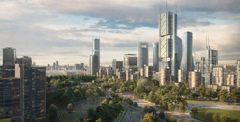 Un plan urbanístico con varios cambios en 25 años