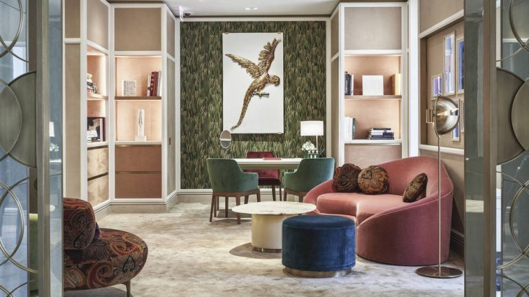 Cartier reinaugura su emblemática tienda en la calle Serrano de Madrid
